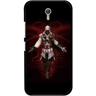 Snooky Printed thor Mobile Back Cover For Lenovo Zuk Z1 - Multicolour