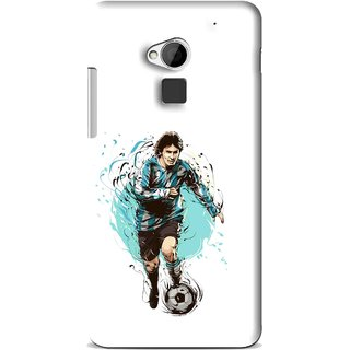 Snooky Printed Have To Win Mobile Back Cover For HTC One Max - Multi
