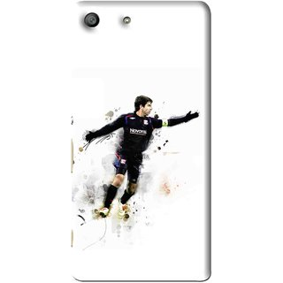 Snooky Printed Pass Me Mobile Back Cover For Sony Xperia M5 - Multi