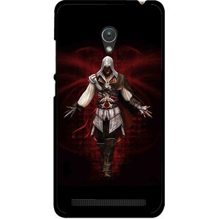 Snooky Printed thor Mobile Back Cover For Asus Zenfone Go ZC451TG - Multicolour