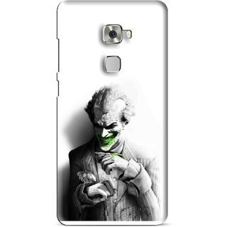 Snooky Printed Wilian Mobile Back Cover For Huawei Mate S - Multi