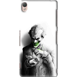 Snooky Printed Wilian Mobile Back Cover For Sony Xperia Z3 - Multi