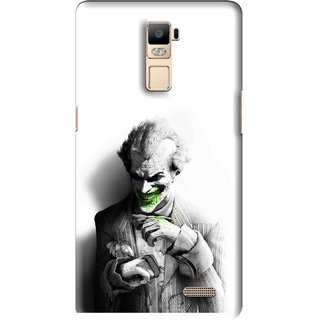 Snooky Printed Wilian Mobile Back Cover For Oppo R7 Plus - Multi