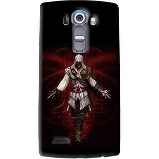Snooky Printed thor Mobile Back Cover For Lg G4 - Multi