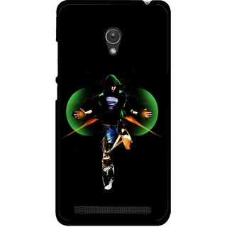 Snooky Printed Hero Mobile Back Cover For Asus Zenfone Go ZC451TG - Multicolour