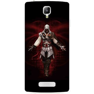 Snooky Printed thor Mobile Back Cover For Oppo Neo 3 R831k - Multicolour