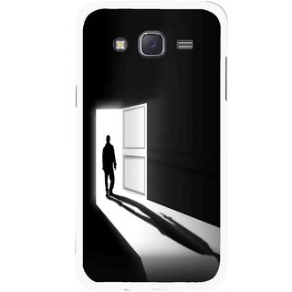 Snooky Printed Night Out Mobile Back Cover For Samsung Galaxy J5 - Multicolour