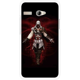 Snooky Printed thor Mobile Back Cover For Intex Aqua 3G Pro - Multicolour