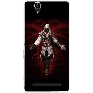 Snooky Printed thor Mobile Back Cover For Sony Xperia T2 Ultra - Multicolour