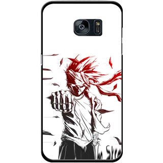 Snooky Printed Marshalat Mobile Back Cover For Samsung Galaxy S7 - Multicolour