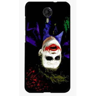 Snooky Printed Hanging Joker Mobile Back Cover For Micromax Canvas Xpress 2 E313 - Multicolour