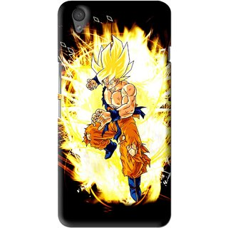 Snooky Printed Angry Man Mobile Back Cover For One Plus X - Multi