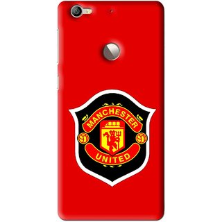 Snooky Printed United Mobile Back Cover For Letv Le 1S - Multi