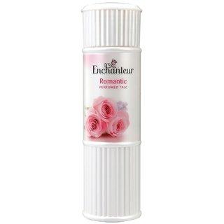 Imported Enchanteur Perfumed Talc - Romantic - 250 GM