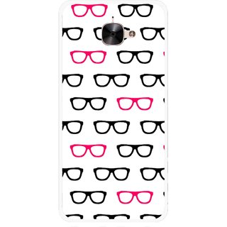 Snooky Printed Spectacles Mobile Back Cover For Letv Le 2 - Multicolour