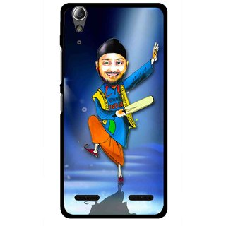 Snooky Printed Balle balle Mobile Back Cover For Lenovo A6000 Plus - Multi