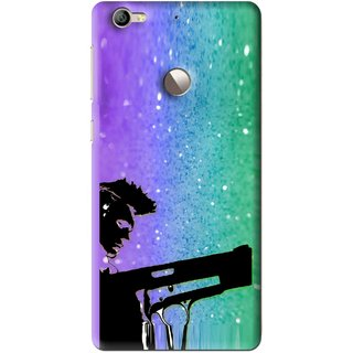 Snooky Printed Sparkling Boy Mobile Back Cover For Letv Le 1S - Multi