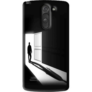 Snooky Printed Night Out Mobile Back Cover For Lg G3 Stylus - Multi