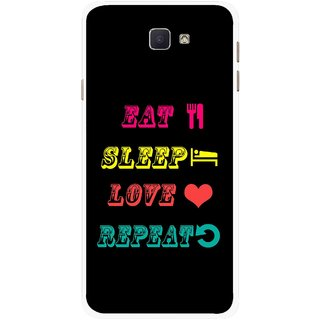 Snooky Printed LifeStyle Mobile Back Cover For Samsung Galaxy J7 Prime - Multicolour