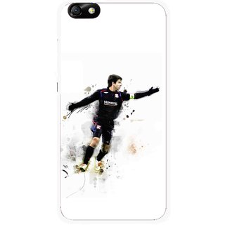 Snooky Printed Pass Me Mobile Back Cover For Huawei Honor 4X - Multi
