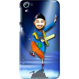 Snooky Printed Balle balle Mobile Back Cover For HTC Desire 826 - Multi