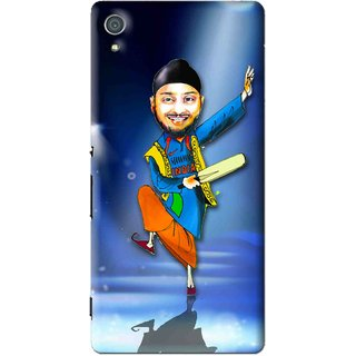 Snooky Printed Balle balle Mobile Back Cover For Sony Xperia Z4 - Multi