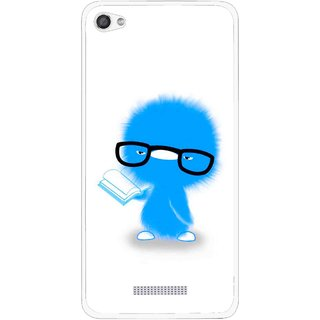 Snooky Printed My Teacher Mobile Back Cover For Micromax Canvas Hue 2 - Multi
