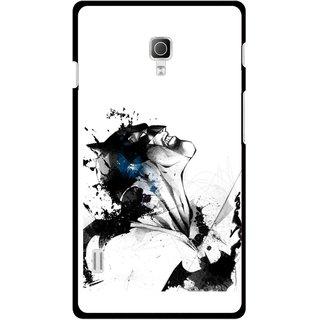 Snooky Printed Super Hero Mobile Back Cover For Lg Optimus L7 II P715 - Multicolour