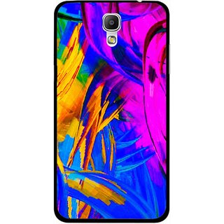Snooky Printed Color Bushes Mobile Back Cover For Samsung Galaxy Mega 2 - Multicolour