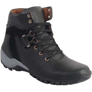 Aadi Men Black Outdoors Lace-up Shoe