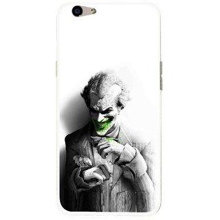 Snooky Printed Wilian Mobile Back Cover For Oppo F1s - Multi