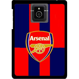 Snooky Printed Sports Logo Mobile Back Cover For Blackberry Passport - Multicolour