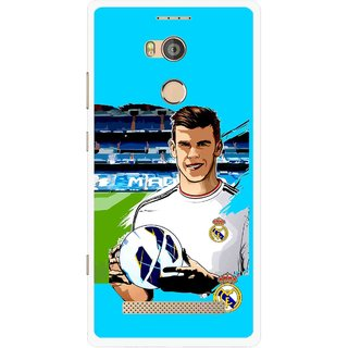 Snooky Printed Football Champion Mobile Back Cover For Gionee Elife E8 - Multicolour