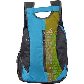 Roller Skyblue Green Backpack