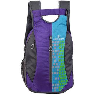 Roller Lite Purple Skyblue Backpack