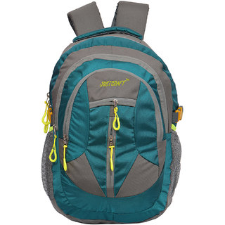 Hunk Grey C Green Backpack