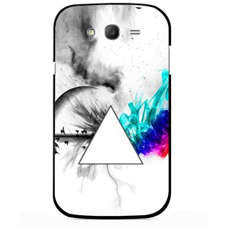 Snooky Printed Math Art Mobile Back Cover For Samsung Galaxy Grand I9082 - Multicolour