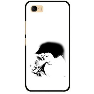 Snooky Printed Pet Lover Mobile Back Cover For Asus Zenfone 3s Max ZC521TL - Multi