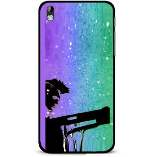 Snooky Printed Sparkling Boy Mobile Back Cover For HTC Desire 816 - Multi