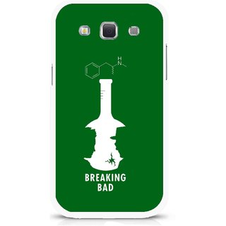 Snooky Printed Breaking Bad Mobile Back Cover For Samsung Galaxy 8552 - Multicolour