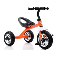 Bluday ST Orange Tricycle for Kids 1 to 4 Years