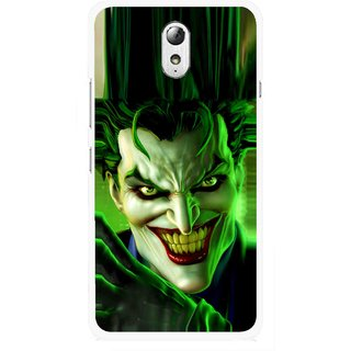 Snooky Printed Horror Wilian Mobile Back Cover For Lenovo Vibe P1M - Multicolour