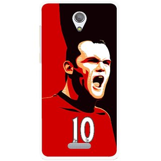 Snooky Printed Sports ManShip Mobile Back Cover For Gionee Marathon M4 - Multicolour