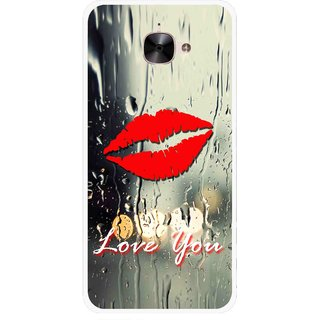Snooky Printed Love You Mobile Back Cover For Letv Le 2 - Multicolour