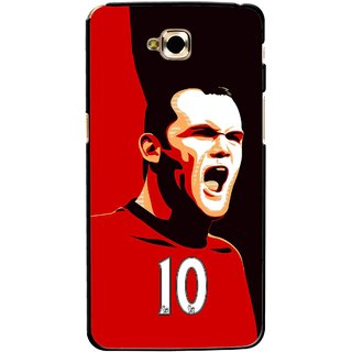 Snooky Printed Sports ManShip Mobile Back Cover For Lg G Pro Lite - Multicolour