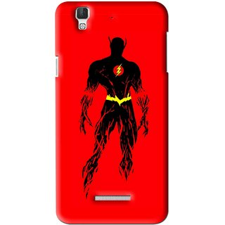 Snooky Printed Electric Man Mobile Back Cover For Coolpad Dazen F2 - Multi