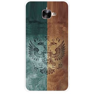 Snooky Printed Eagle Mobile Back Cover For Letv Le 2 - Multicolour