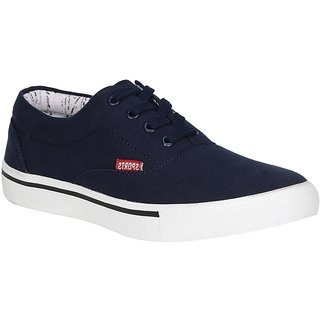 GurSmith Navy Casual Shoes For Mens  GS733