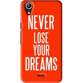 Snooky Printed Never Loose Mobile Back Cover For Micromax Bolt Q338 - Multi