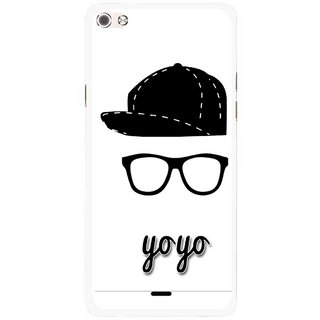 Snooky Printed Yo Yo Mobile Back Cover For Micromax Canvas Sliver 5 Q450 - Multi